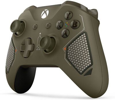 Genuine Microsoft Xbox One Wireless Controller Combat Tech Special Edition UD-1