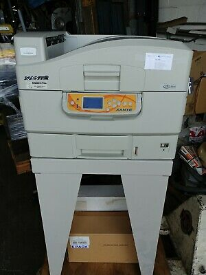 2009 Xante Ilumina Digital Envelope Press 500 rev. 4 , Oki envelope press