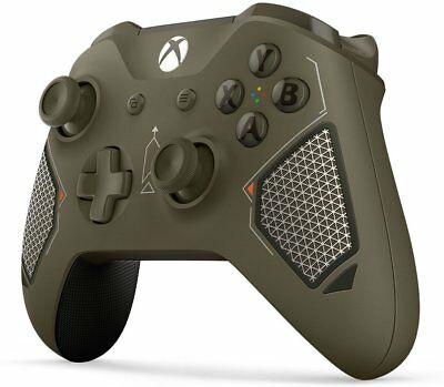 Genuine Microsoft Xbox One Wireless Controller Combat Tech Special Edition UD-2