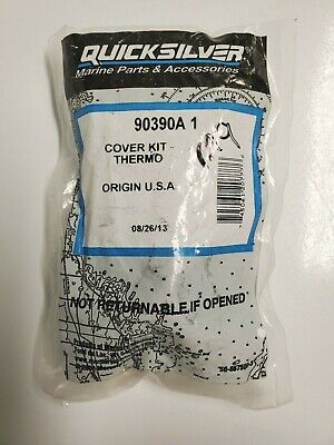 Mercury Quicksilver Thermo Cover Kit 90390A 1 OEM Genuine