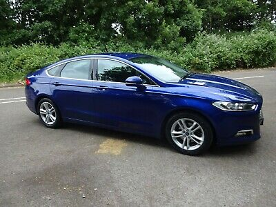 Ford Mondeo Econetic Tdci 2016 One Owner Fsh