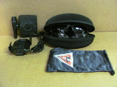 Axon Flex Camera with Oakley Glasses and Mount