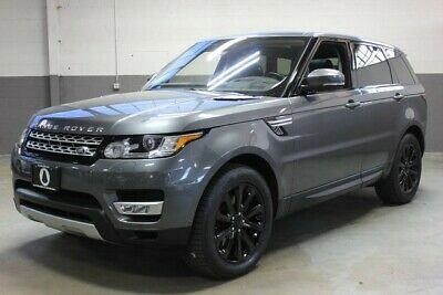 2016 Land Rover Range Rover Sport  2016 RANGE ROVER SPORT HSE, LOADED, JUST SERVICED!!!