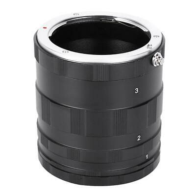 Macro Extension Tube Adapter set For Sony E NEX Mount A7 A7R NEX-7 UK