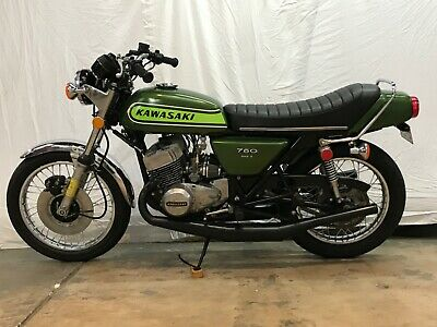 1974 Other  1974 Kawasaki H2 triple Mach 1V. Collectible low miles
