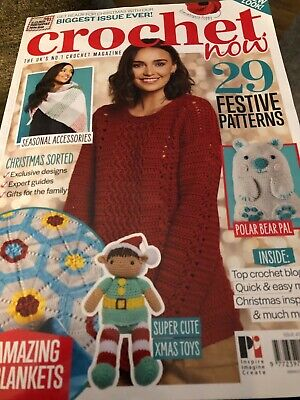Crochet Now Magazine Issue 47 Sooty Kit - Gifts - Blankets