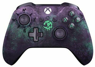 Genuine Microsoft Xbox One Sea of Thieves Wireless Controller - Official