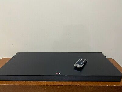 LG SoundPlate™ with Subwoofer and Bluetooth Connectivity LAP340 4.1 Channel