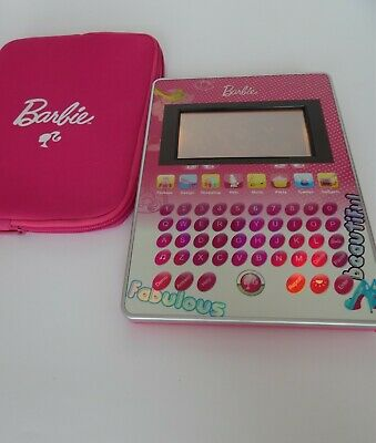 Barbie Touch Screen Fashion Tablet with case - Mattel
