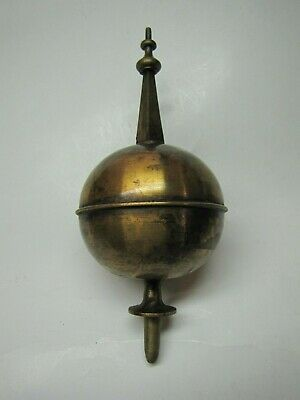 A Large Longcase Clock Spire Finial (PC)