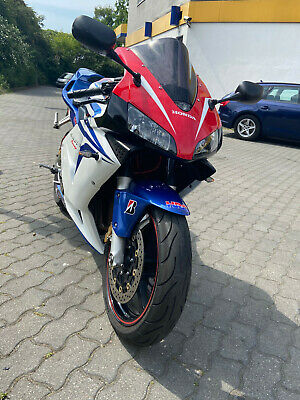 HONDA CBR 600 RR Supersportler PC37