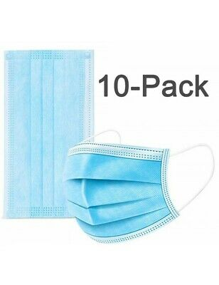 Protective Face Mask (10PC) Ships from USA
