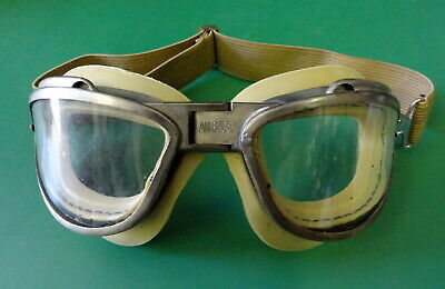 Chas. Fischer Usmc/Navy An-6530 Flying Goggles W/Box