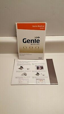 Oticon Genie Medical Version 2013.1 Hearing Aid Software  FREE SHIPPING!