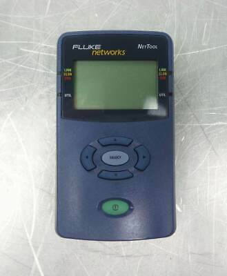 Fluke Networks NetTool Network Connectivity Tester