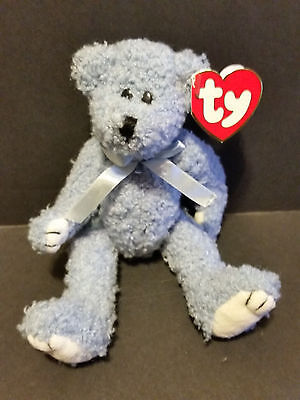 1993 TY PLUSH Blueberry Bear