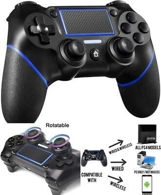 PS4 Controller Wireless Gamepad for Playstation 4 with Motion Motors and Audio F