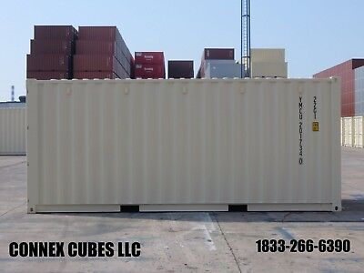 One trip (New) 20' Shipping Container in Detroit, Michigan