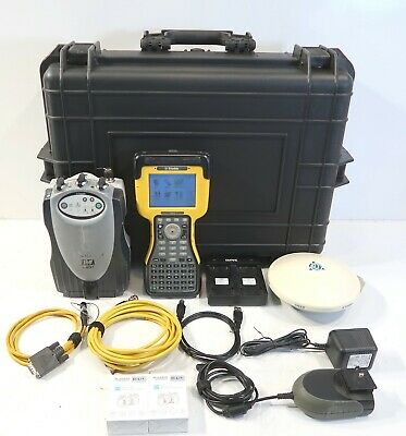 Trimble R7 GNSS Base with Zephyr 2 Antenna, TSC2 with Survey Controller 12.50