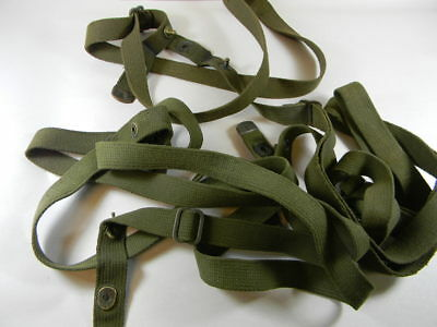 Original Us Gi M1 Carbine Od Canvas Sling
