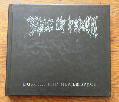Cradle Of Filth – Dusk..... And Her Embrace CD Digibook Music For Nations