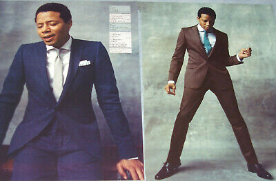 TERRENCE HOWARD 70x Clippings