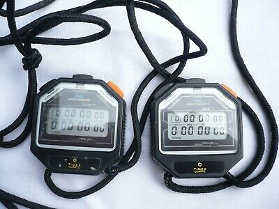 2 Timex Digital stop watches