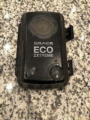 Grace Digital ECO EXTREME Waterproof Black Portable Speaker