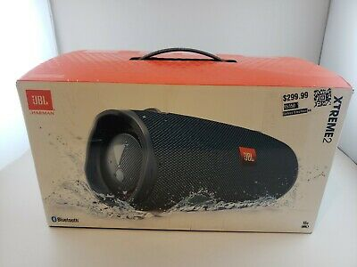 JBL Xtreme 2 Wireless Portable Bluetooth Speaker Waterproof Ocean Blue  NOB