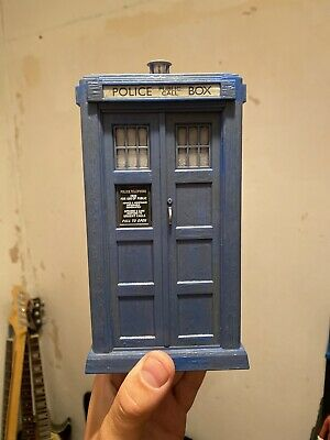 4th Doctor Who Classic Tardis 1980 S Shada version b/&m UK exclusive loose