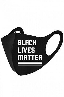 Black Lives Matter Gear Face Cover Clothing