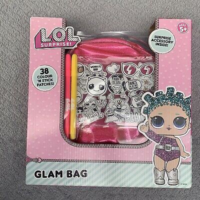 LOL Surprise Lockable Diary Girls Journal Notebook Pad Lock /& Keys Pom Pom Pen
