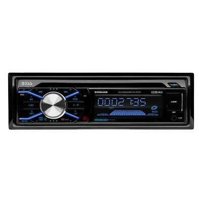 Boss 508UAB in Dash Bluetooth CD Player Receiver with R63 6.5 300W Speakers