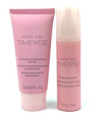 Mary Kay Microdermabrasion Refine Replenish You Choose Exfoliate