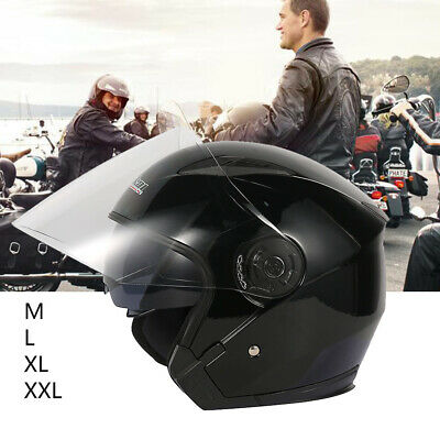 Motorbike Helmets Racing Sports Safety DOT Motorcycle Full Face Helmet Street US
