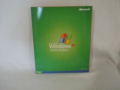 Windows XP Home Edition 2002 w/Service Pack 2 Upgrade (1D2)