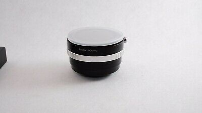 Retroadapter for Olympus OM-D E-M10 Mark III Gadget Career to 67mm Reverse Adapter