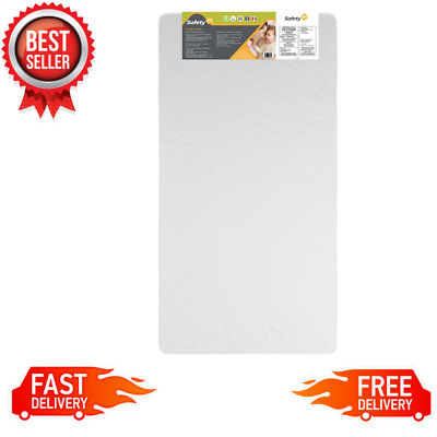 """5"""" Child Crib Mattress Baby Toddler Water Resistant Bed Infant Comfort Firm, NEW"""