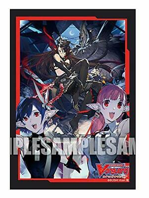 """From Japan Vanguard /""""S.. Bushiroad Sleeve Collection Mini Vol.410 Card Fight !"""