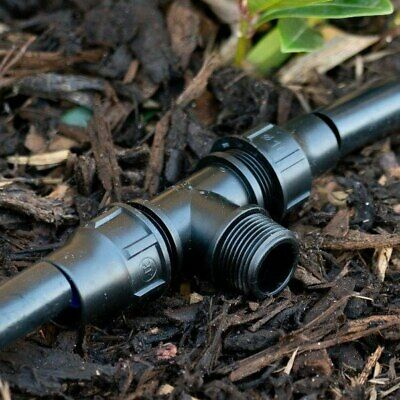 Hydrosure Barbelé Valve Connecteur 17 mm