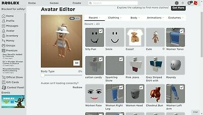Aesthetic Roblox Account Good Items Aesthetic Name Cheap