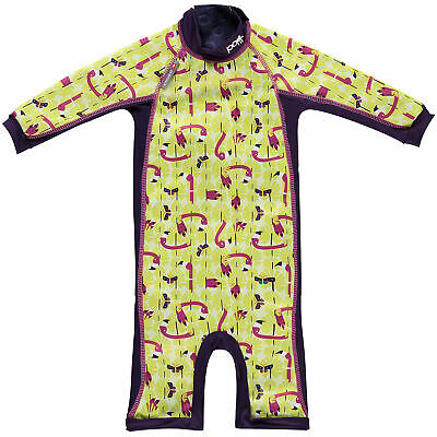 Close Pop-in Toddler Sun Protective Swimming Snug Suit