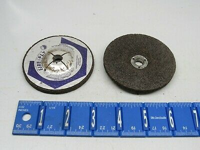 """Gulf States Fire-Fly 3"""" Grinding Wheels (10 Pcs) New"""