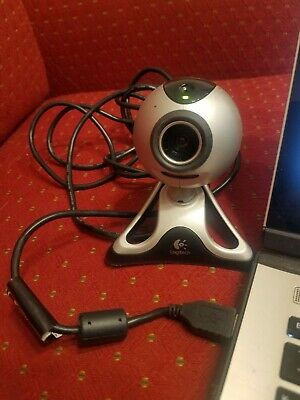 Logitech Quickcam Pro 4000 V Ut16 Webcam 5 00 Picclick Uk
