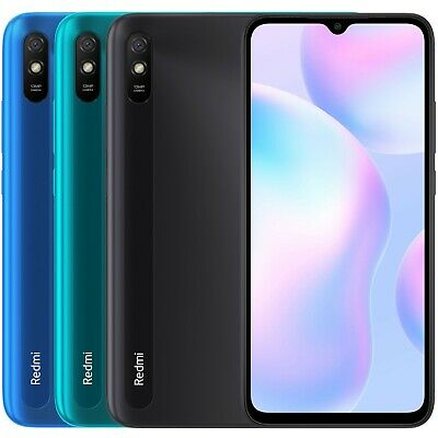"Xiaomi Redmi 9A 32GB Dual SIM (FACTORY UNLOCKED) 6.53"" 5000 mAh (Global)"