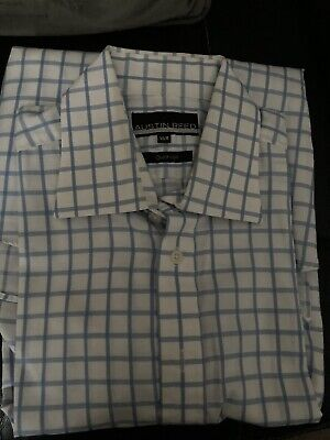 Austin Reed Mens Shirt 16 Collar 1 10 Picclick Uk