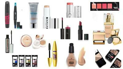 Wholesale Lot of 100 Brand Name Cosmetic Products | $750-$1,000 Estimated Value