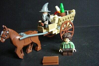 9469 Rare /& Discontinued New Sealed LEGO Lord Of The Rings Gandalf Arrives