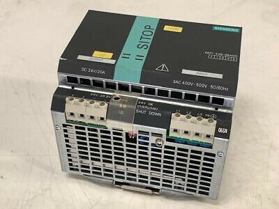 Siemens 6EP1436-3BA00 SITOP POWER 20