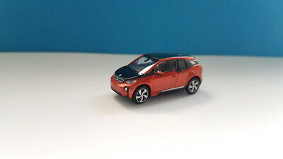 OVP 2014 WHITE 1:87 NEU Minichamps 870028104 BMW I3